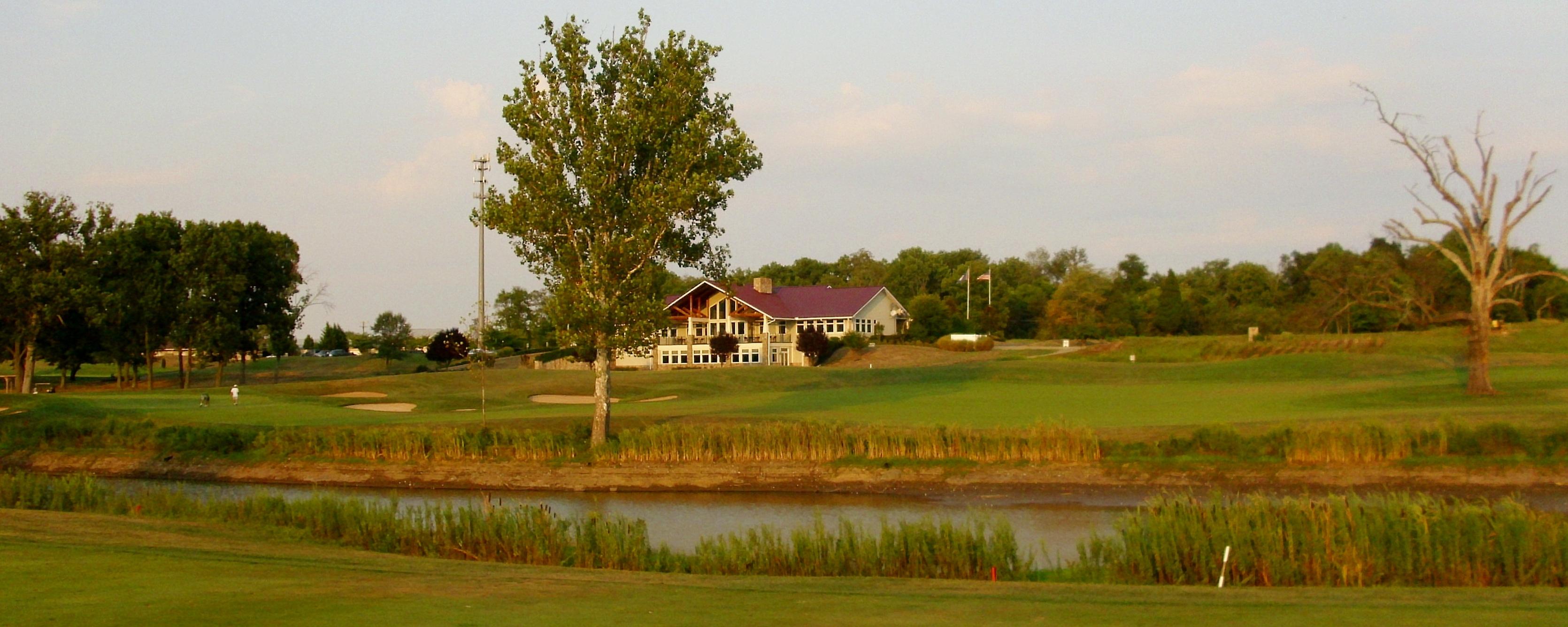 Bull Run Golf Club #18